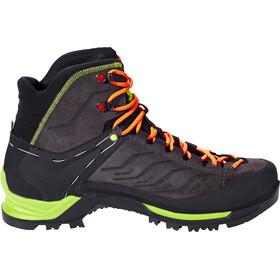 Salewa MTN Trainer Mid GTX Shoes Men Black/Sulphur Spring